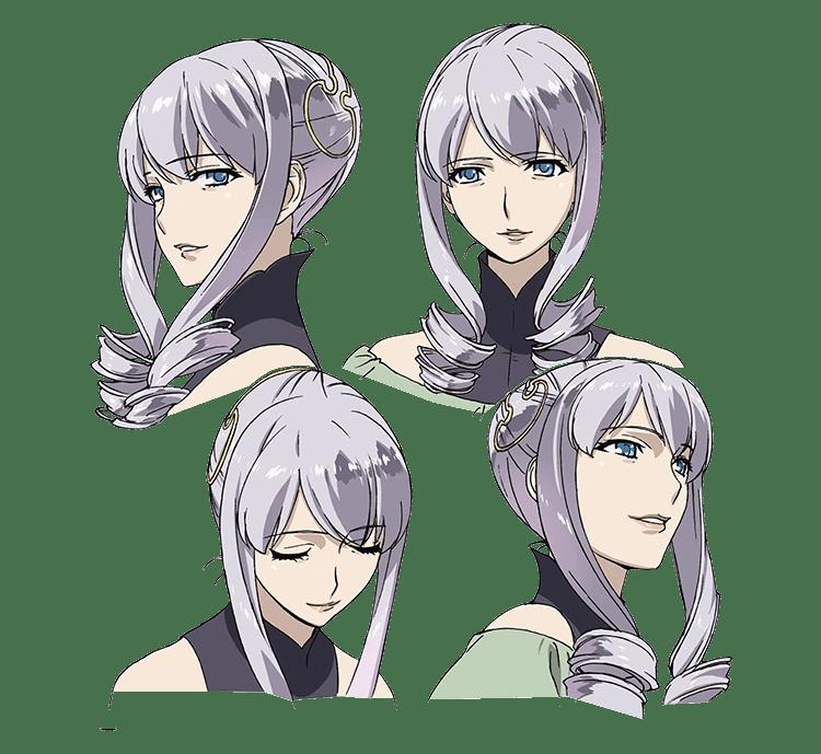 selestina echevalier anime knight