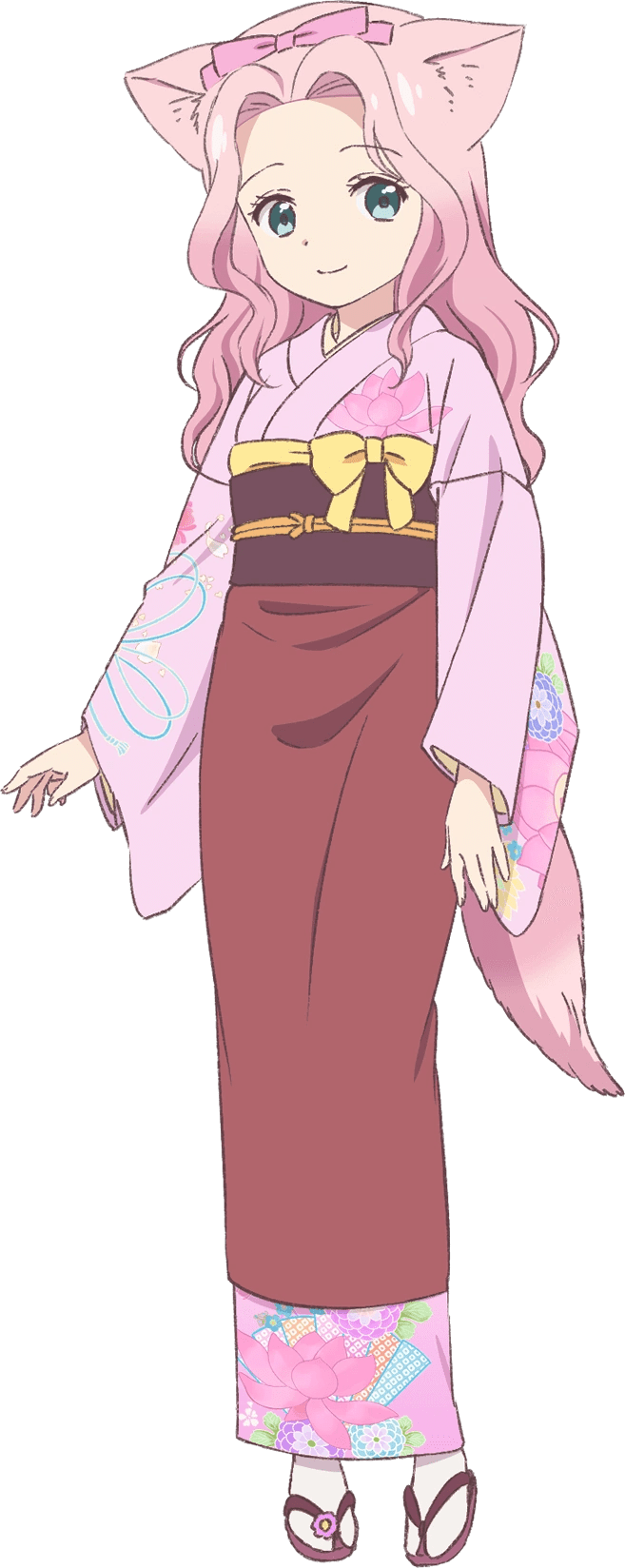 Japanese Girl Kimono Wallpaper Ren Konohana Kitan Wiki Fandom Powered By Wikia