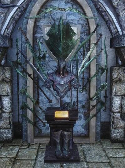 Dwarven Crossbow Skyrim