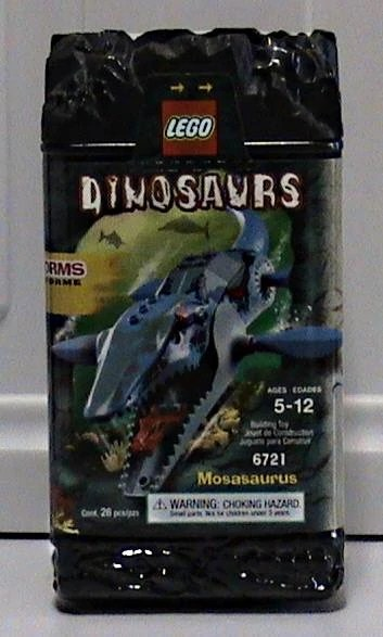 6721 Mosasaurus  Brickipedia  FANDOM powered by Wikia