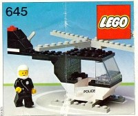 645 Police Helicopter | Brickipedia | FANDOM powered by Wikia