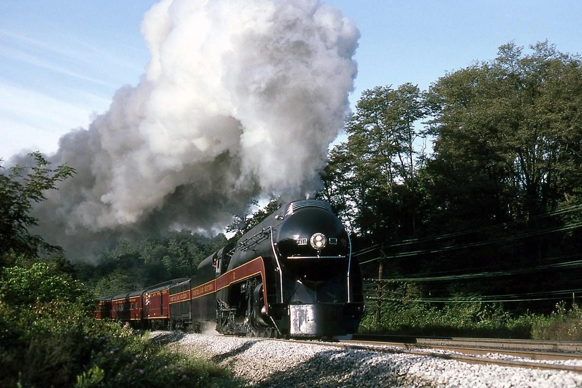 Norfolk And Western No 611  Locomotive Wiki  FANDOM