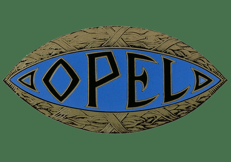 small resolution of 1910 1937 opel logo 1910
