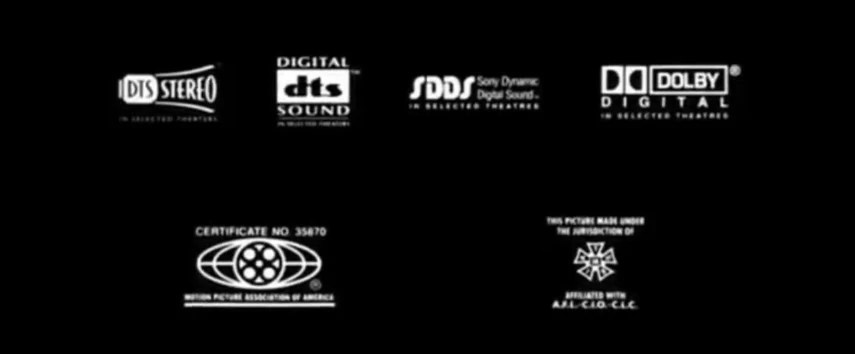 Color By Deluxe Logo Credits