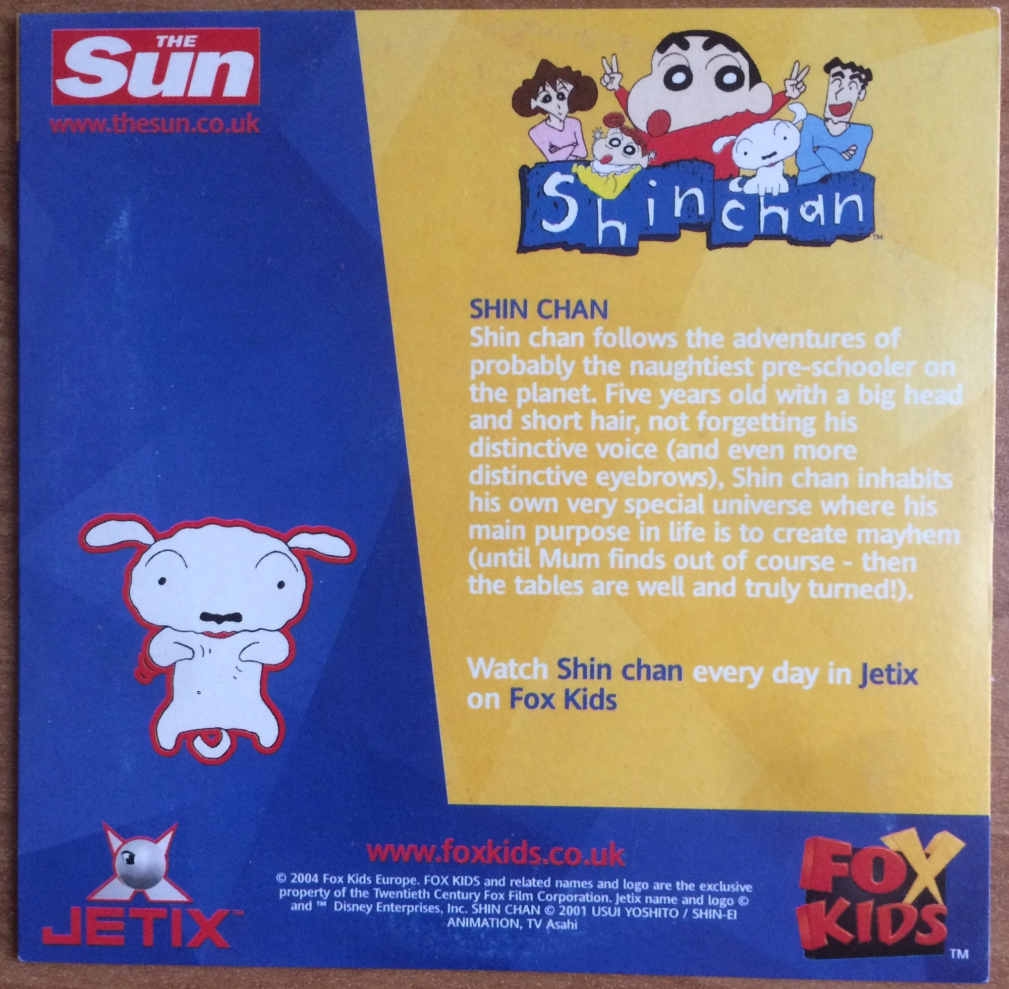 Jetix Shows Walls - Year of Clean Water