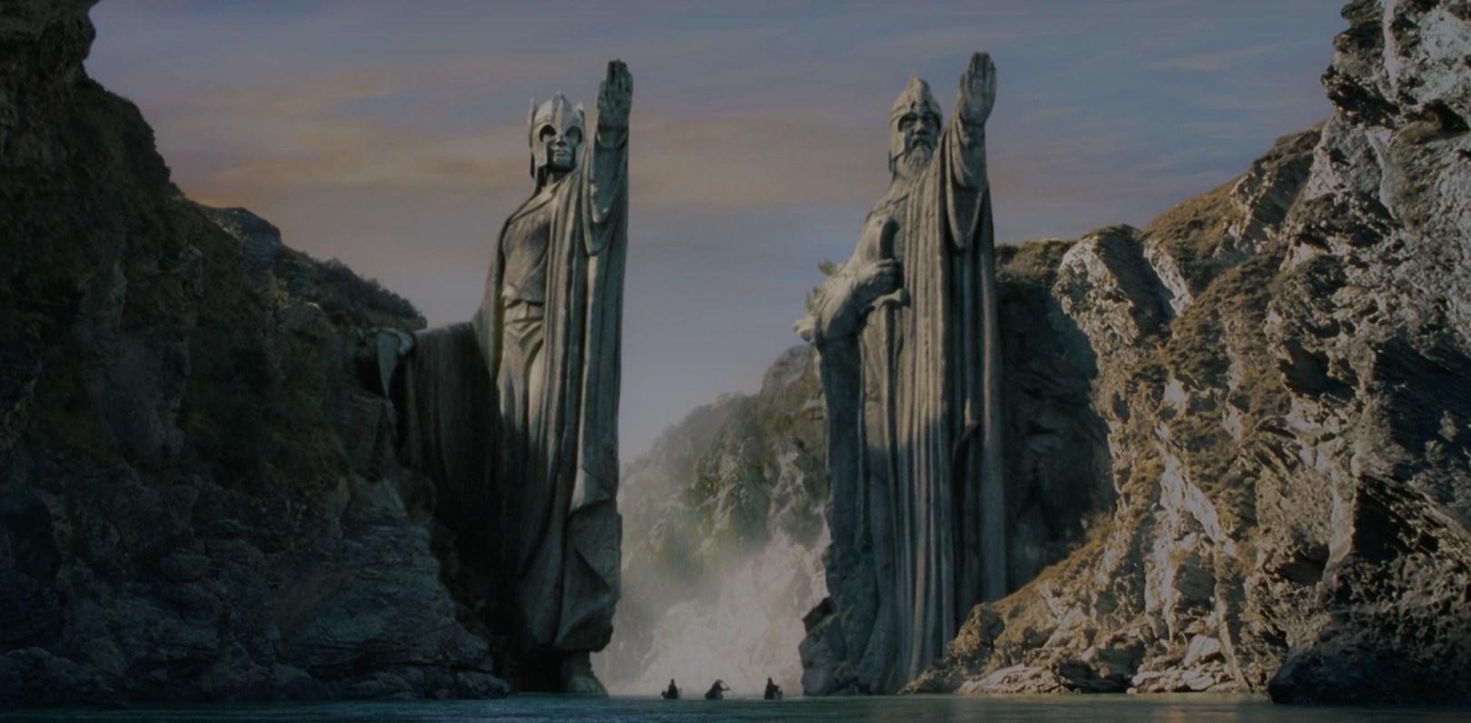 Lotr Falls Of Rauros Wallpaper Prequel ά Lord Of The Rings ί