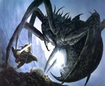 Shelob  The One Wiki to Rule Them All  FANDOM powered by Wikia