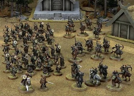 Rohan Lord Of The Rings Games Workshop Wiki Fandom