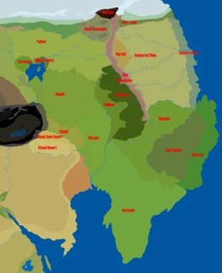 Minecraft Lord Of The Rings Map : minecraft, rings, Endorsed], Uncharted, Lands, Rhûn..., Fandom