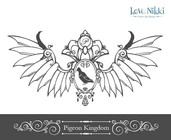 Pigeon Kingdom  Love NikkiDress UP Queen Wiki  FANDOM
