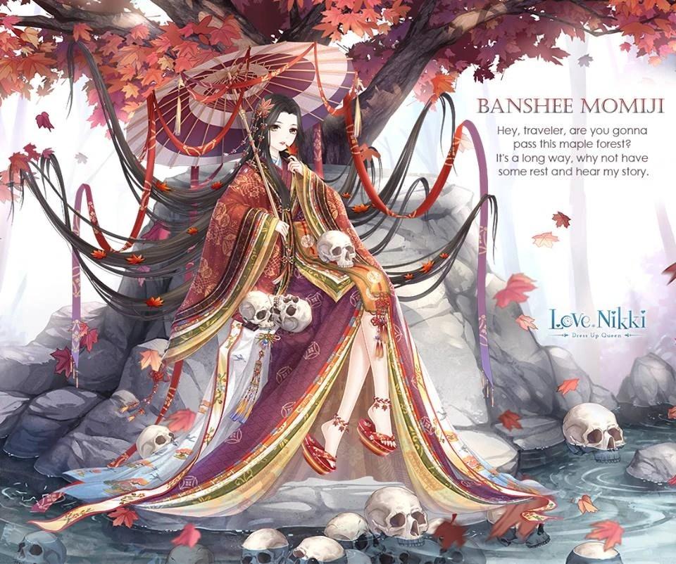 Banshee Momiji  Love NikkiDress UP Queen Wiki  FANDOM