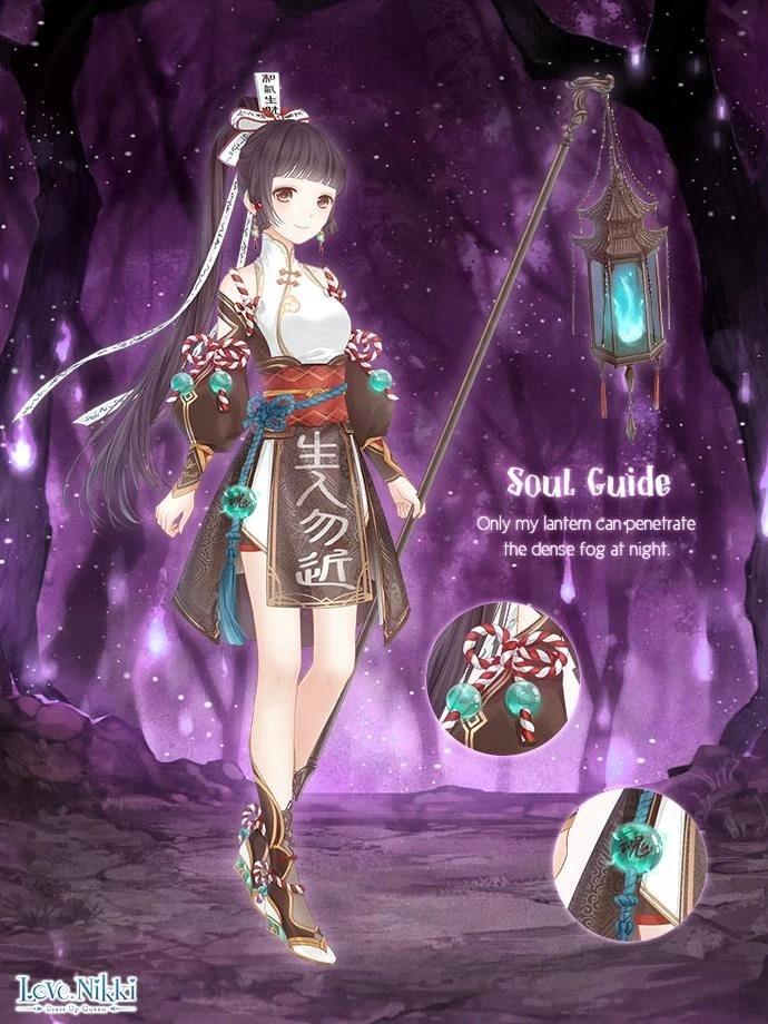 Soul Guide Love Nikki Dress UP Queen Wiki FANDOM Powered By Wikia