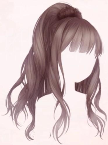 high ponytail love nikki-dress