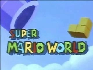 super mario world tv