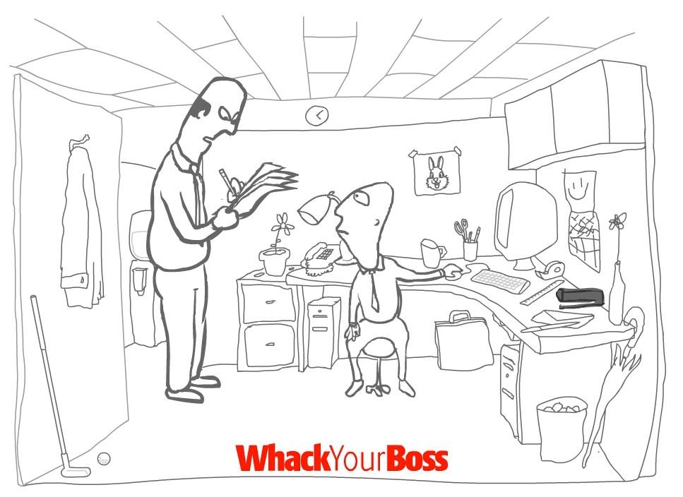Whack Your Boss Markiplier Wiki Fandom Powered By Wikia