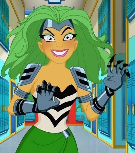 mad harriet dc super hero girls
