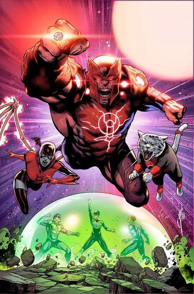Atrocitus Injustice The Regime DC Database FANDOM