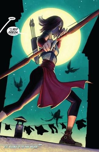 Arrow Girl Anime Wallpaper Emiko Queen Prime Earth Dc Database Fandom Powered