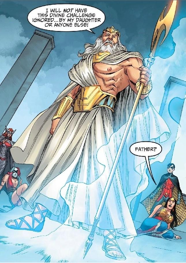 Zeus Injustice The Regime  DC Database  FANDOM
