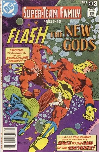 Super Team Family Vol 1 15 DC Database FANDOM Powered