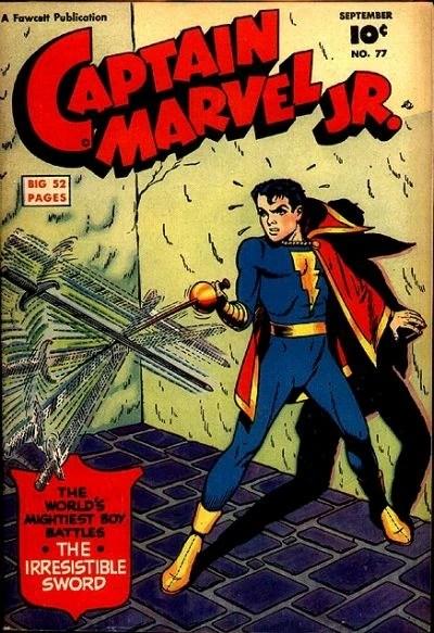 Captain Marvel Jr Vol 1 77 Dc Database Fandom