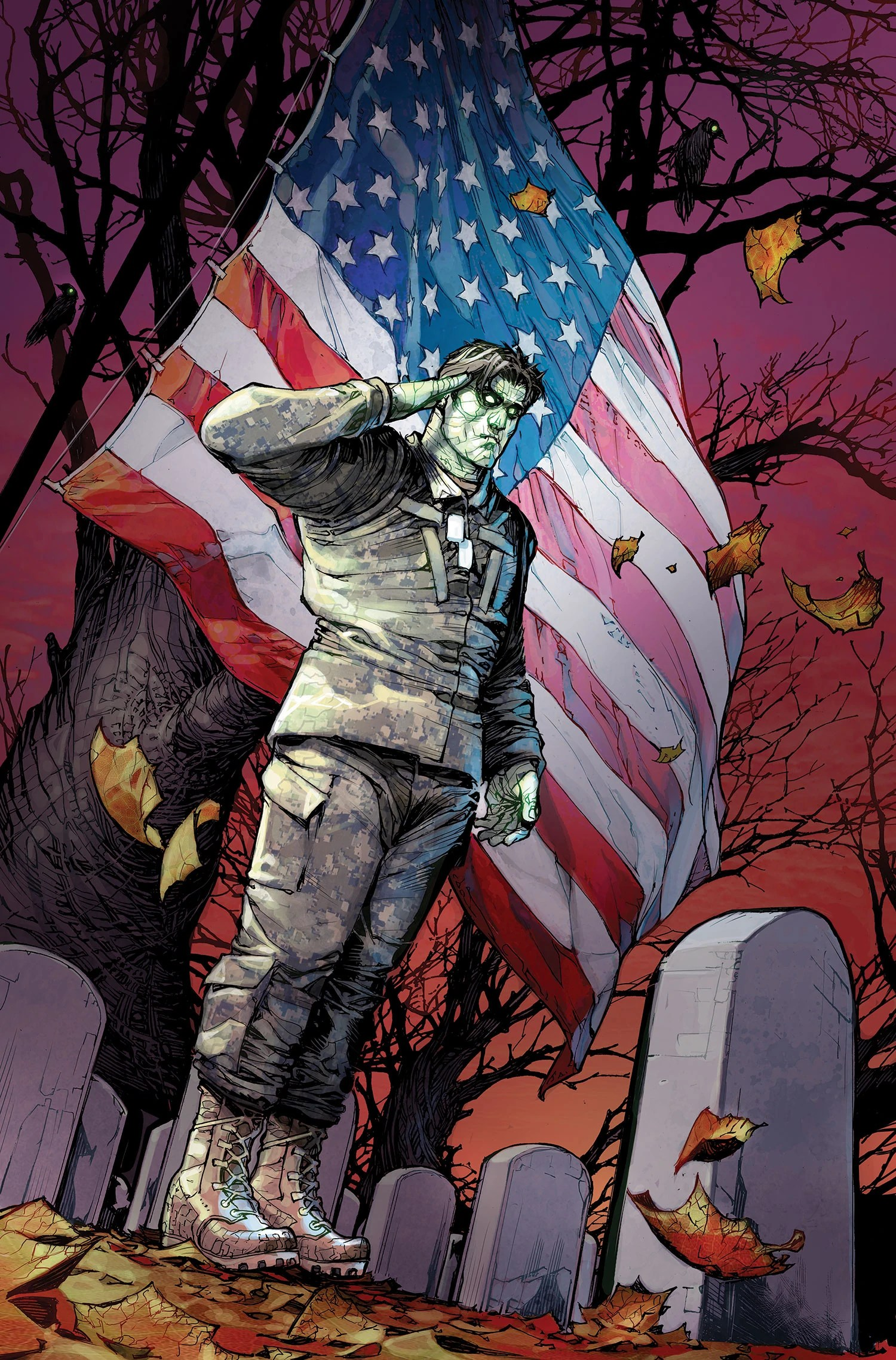DC Comics Star Spangled War Stories