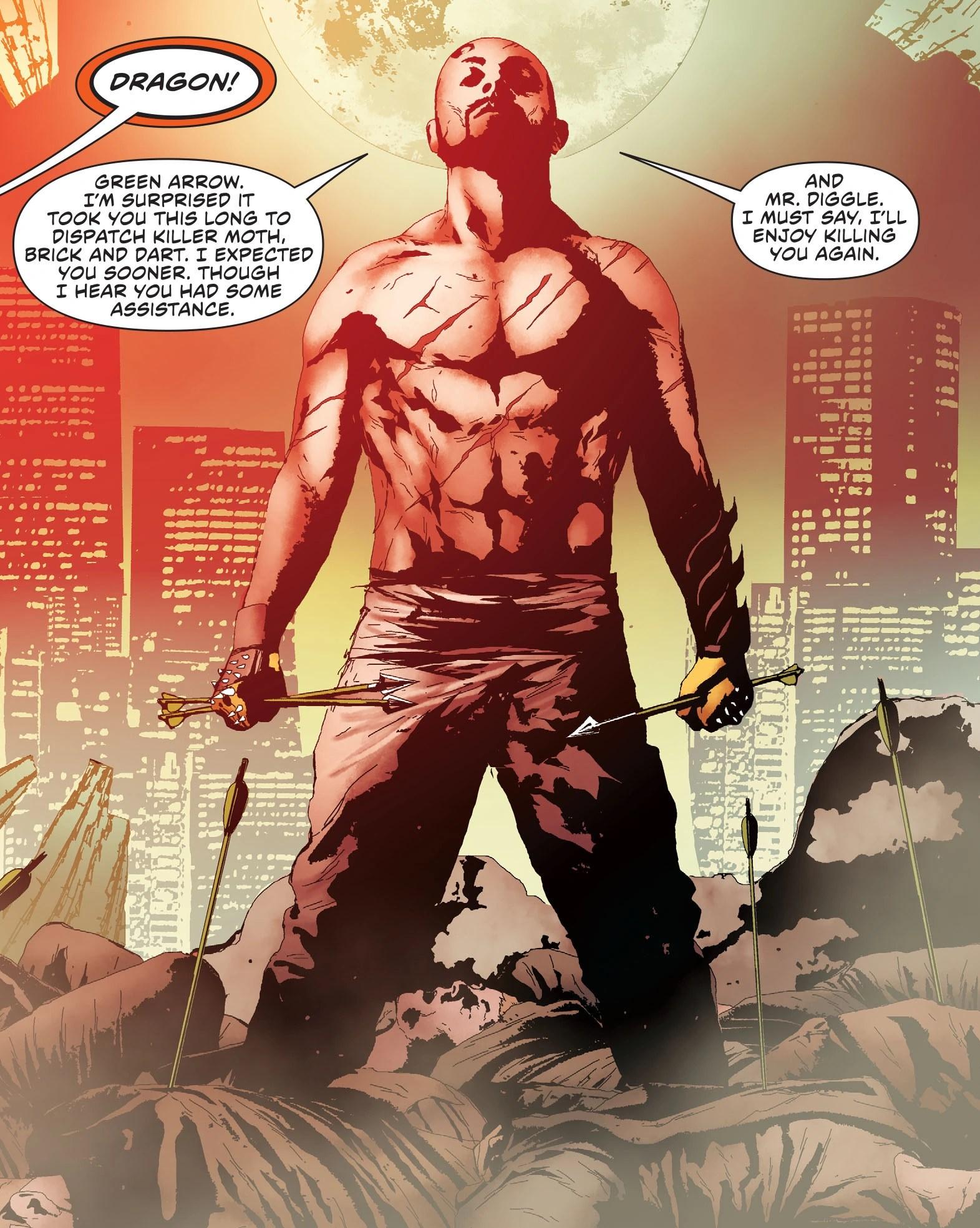 Batman Wallpaper Quote Ricardo Diaz Jr Prime Earth Dc Database Fandom