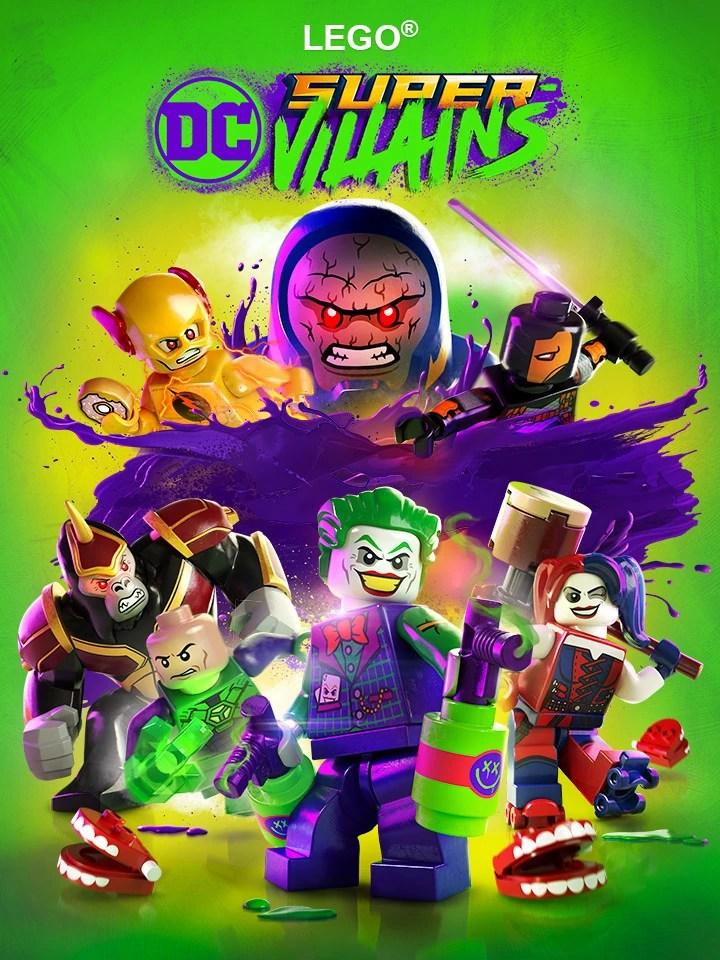 Lego Dc Super Villains Dc Database Fandom Powered By Wikia