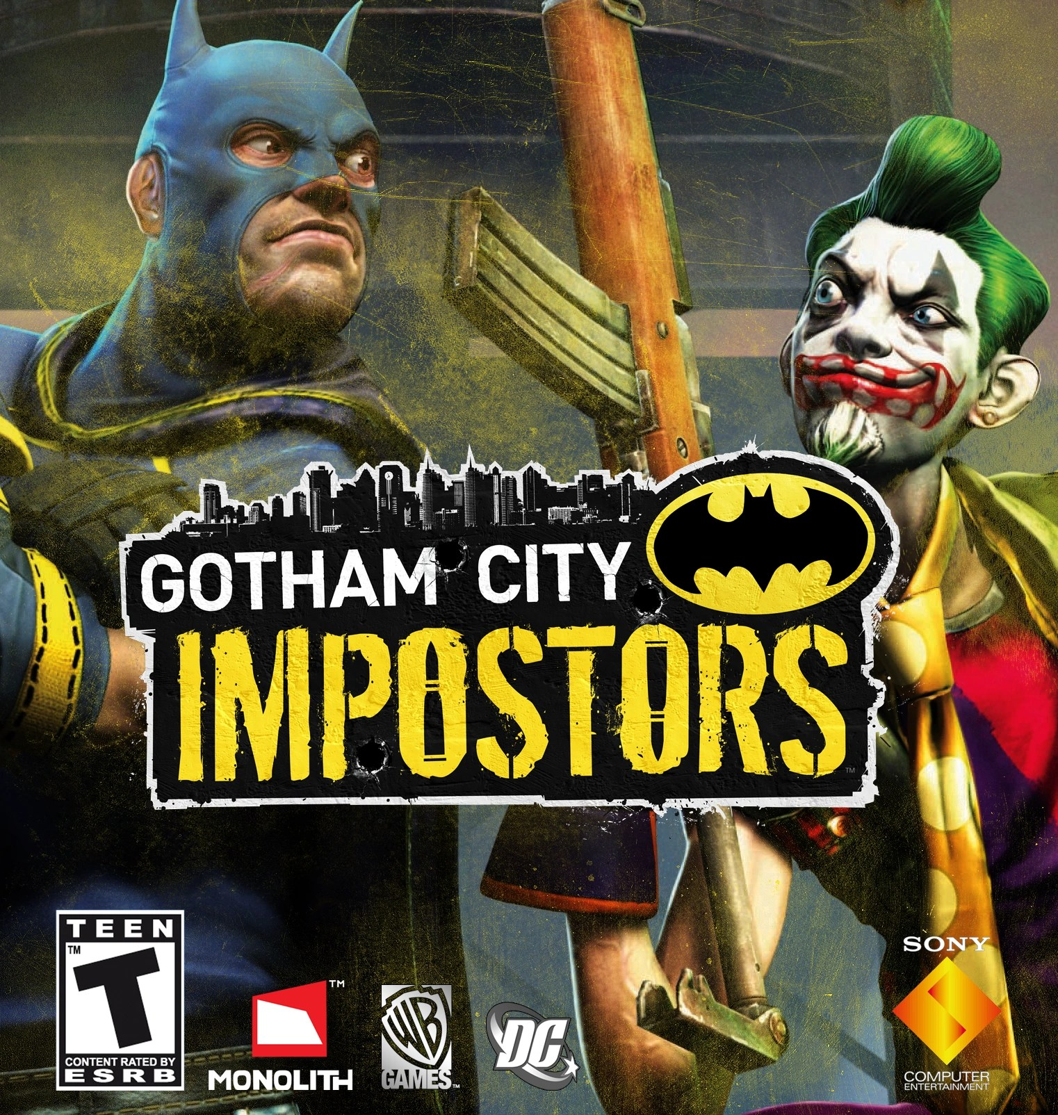 Gotham City Impostors Video Game Dc Database Fandom