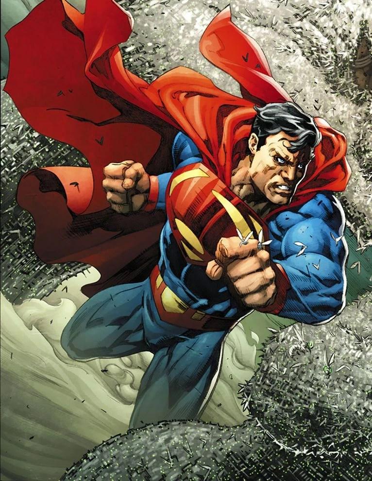 Superman Super Girl Super Boy Wallpaper Kal El Earth 2 Dc Database Fandom Powered By Wikia