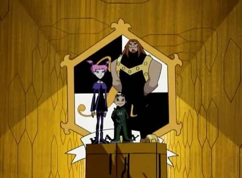 Teen Titans (TV Series) Episode: Final Exam   DC Database   FANDOM powered by Wikia