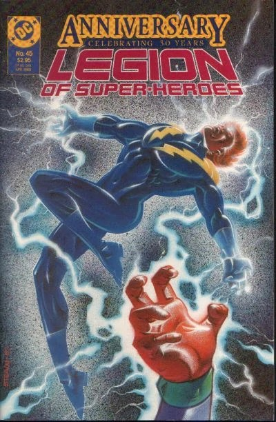 Legion of SuperHeroes Vol 3 45  DC Database  FANDOM