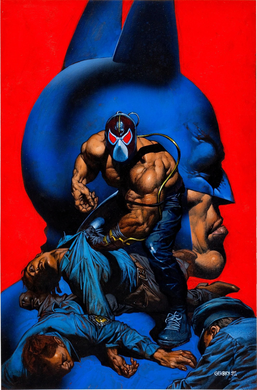 Batman Vengeance Of Bane Vol 1 Dc Database Fandom Powered Wikia