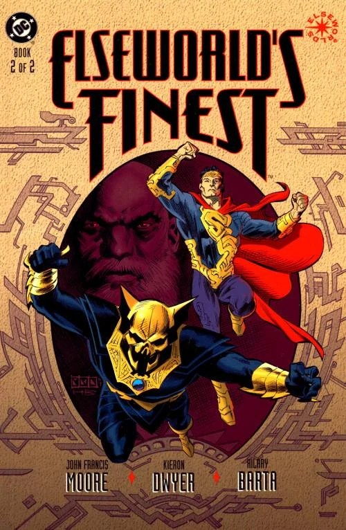 Elseworld's Finest Vol 1 2 DC Database FANDOM Powered By Wikia