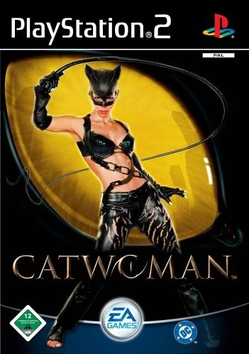 Catwoman Video Game Dc Database Fandom Powered By Wikia