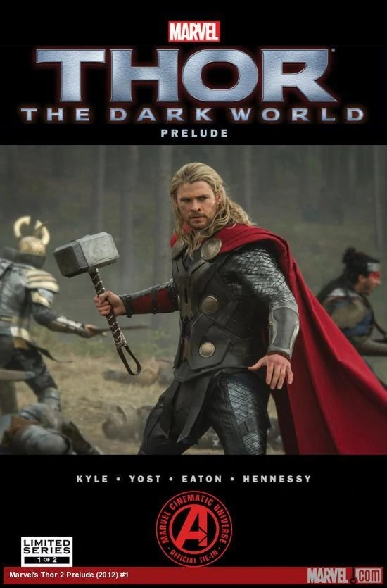 Thor The Dark World Prelude  Marvel Cinematic Universe Wiki  FANDOM powered by Wikia