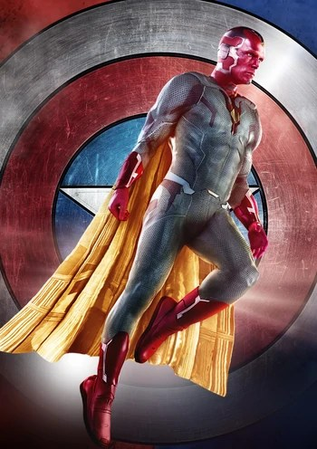 Vision  Marvel Cinematic Universe Wiki  Fandom Powered
