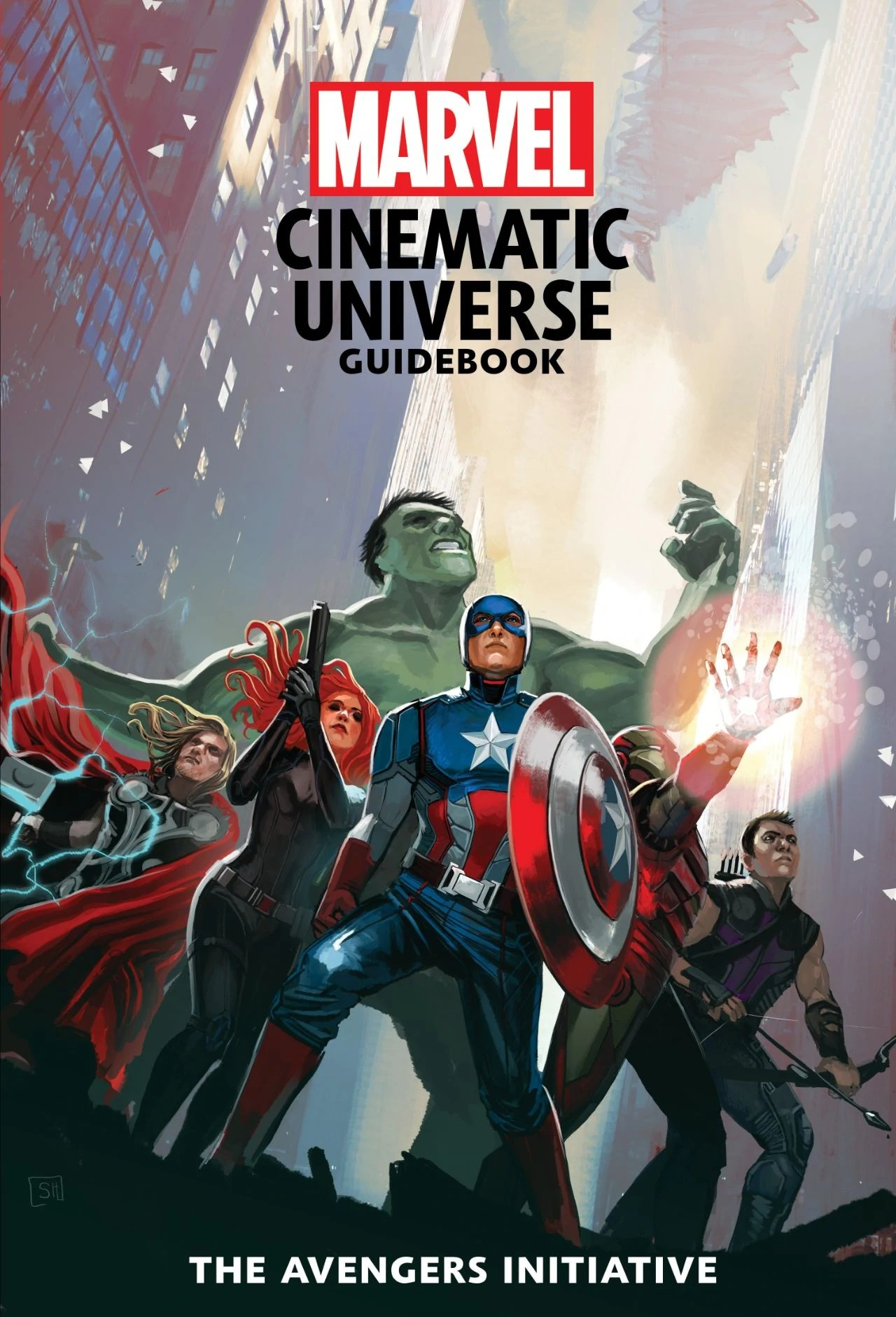 Guidebook To The Marvel Cinematic Universe Avengers