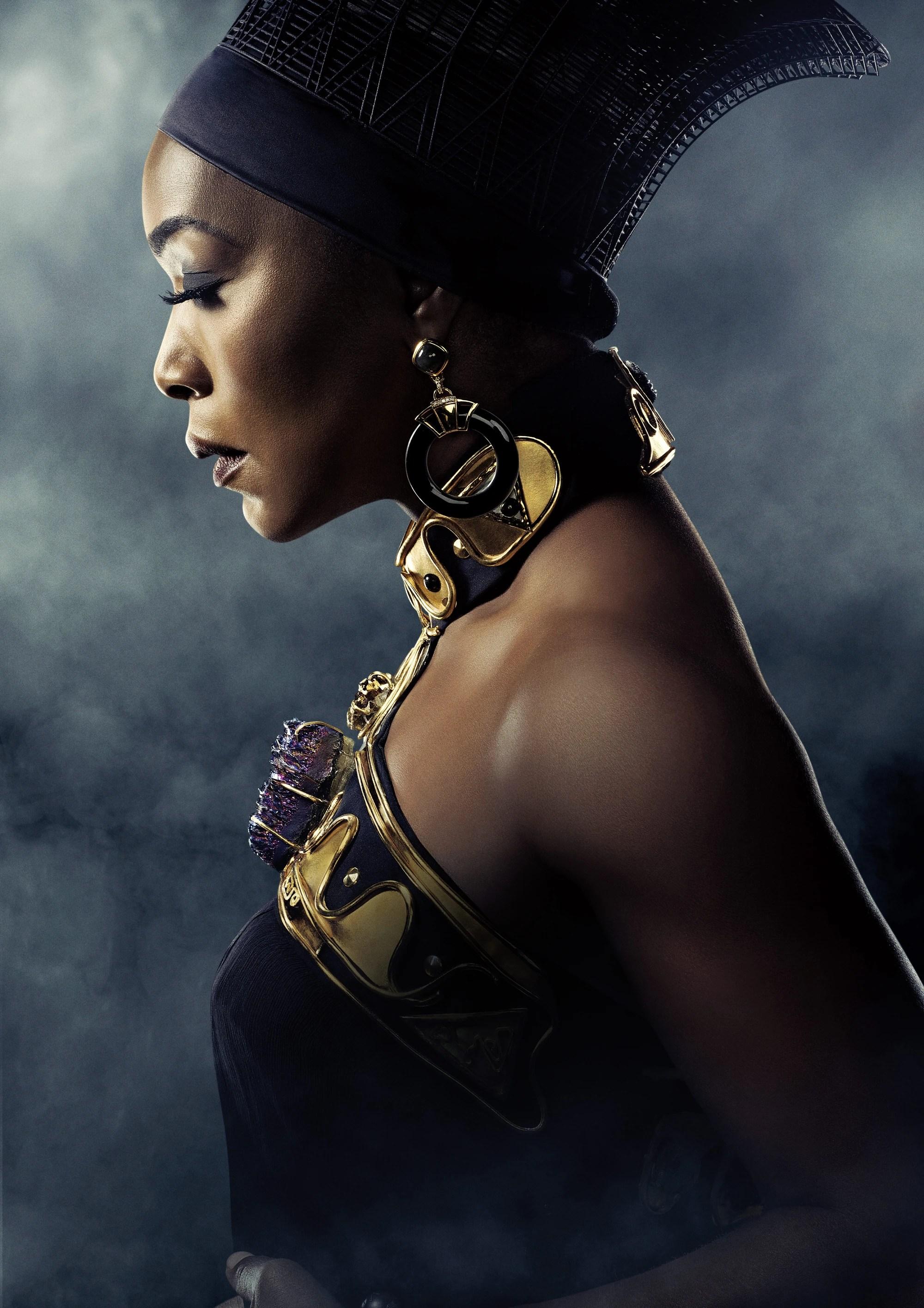 Ramonda Character Black Panther