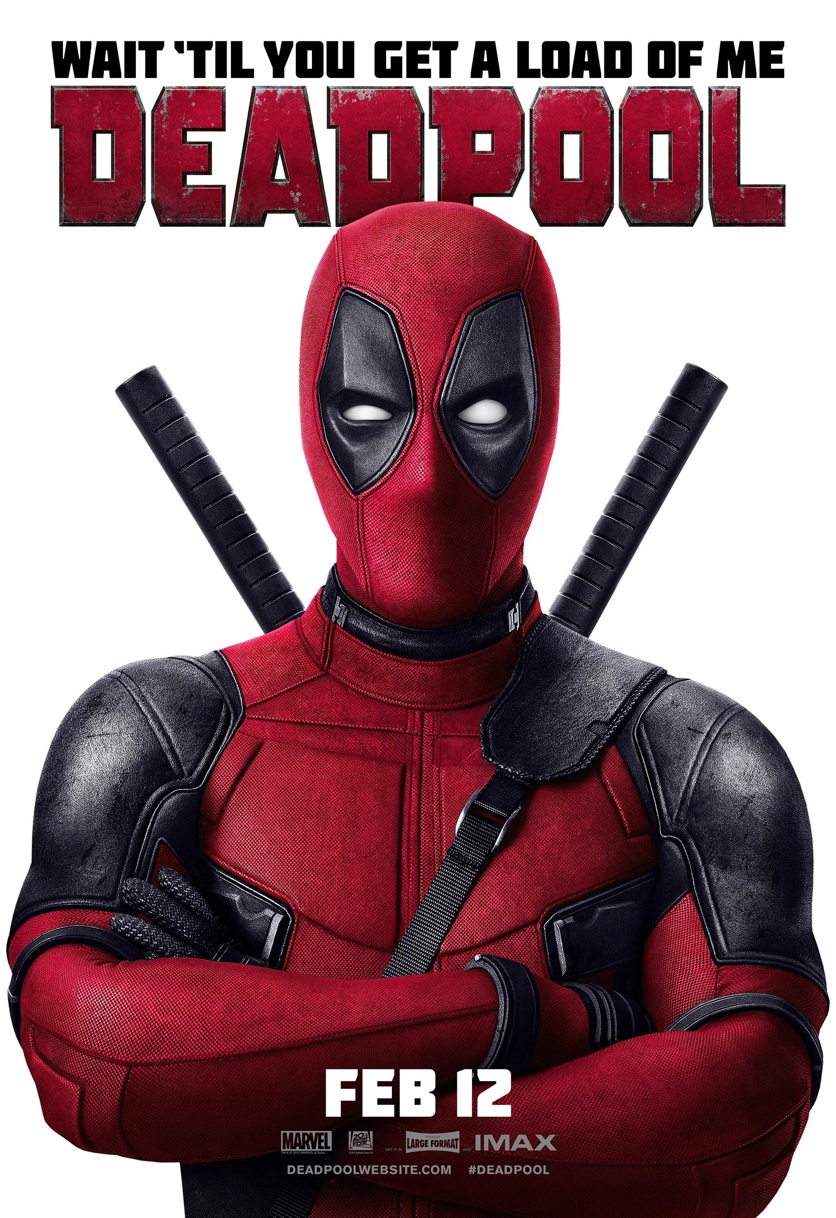 Deadpool Film Marvel Database Fandom Powered By Wikia
