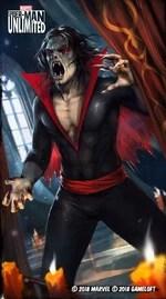 Morbius Marvel Database Fandom