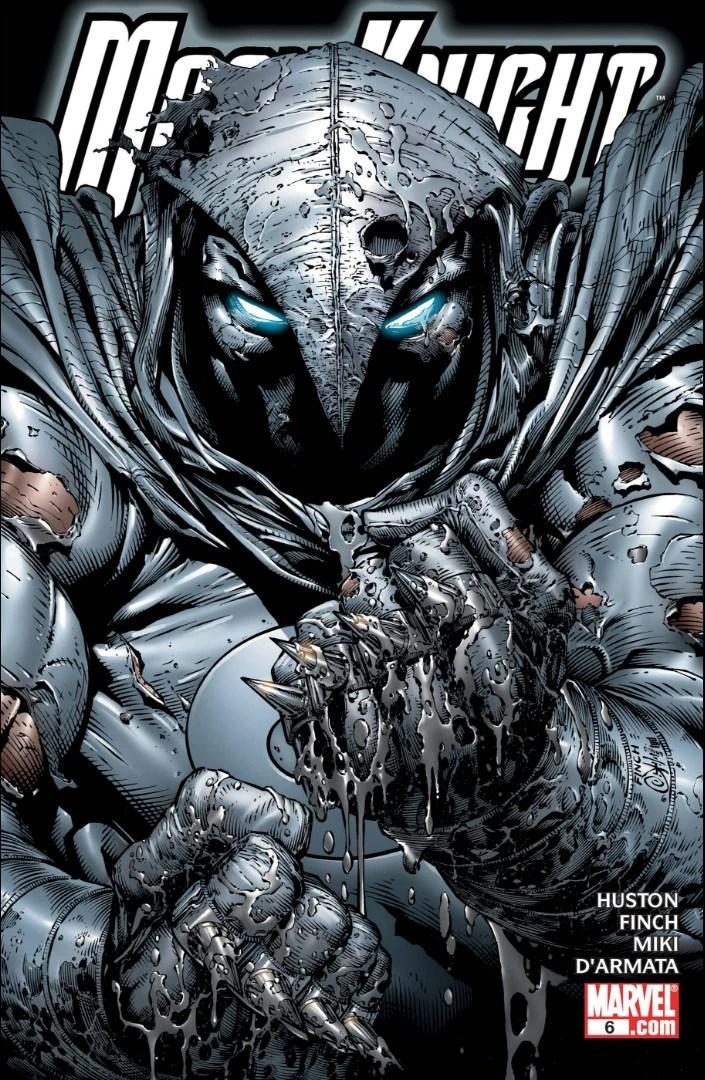 Stark Wallpaper Hd Moon Knight Vol 5 6 Marvel Database Fandom Powered By
