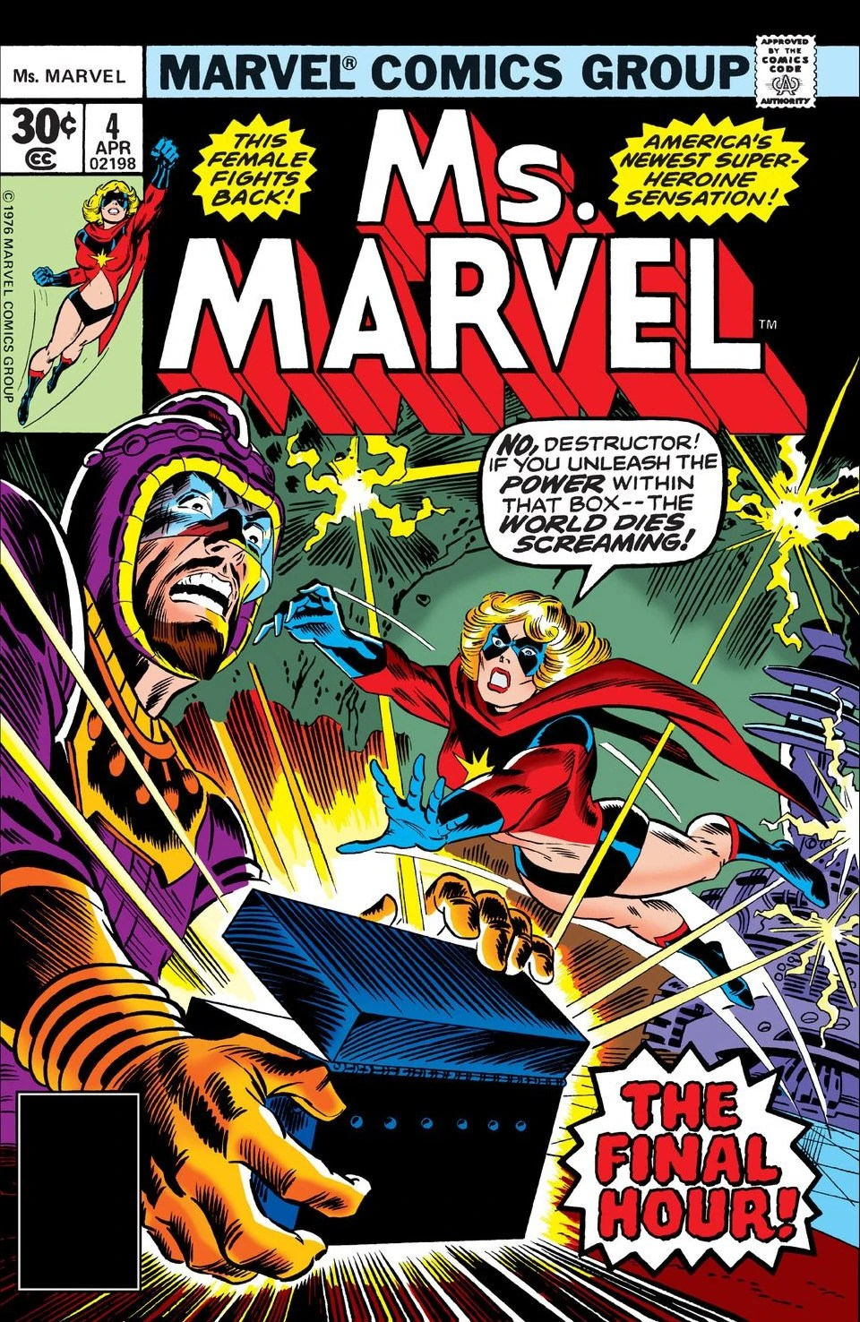Ms Marvel Vol 1 4  Marvel Database  FANDOM powered by Wikia