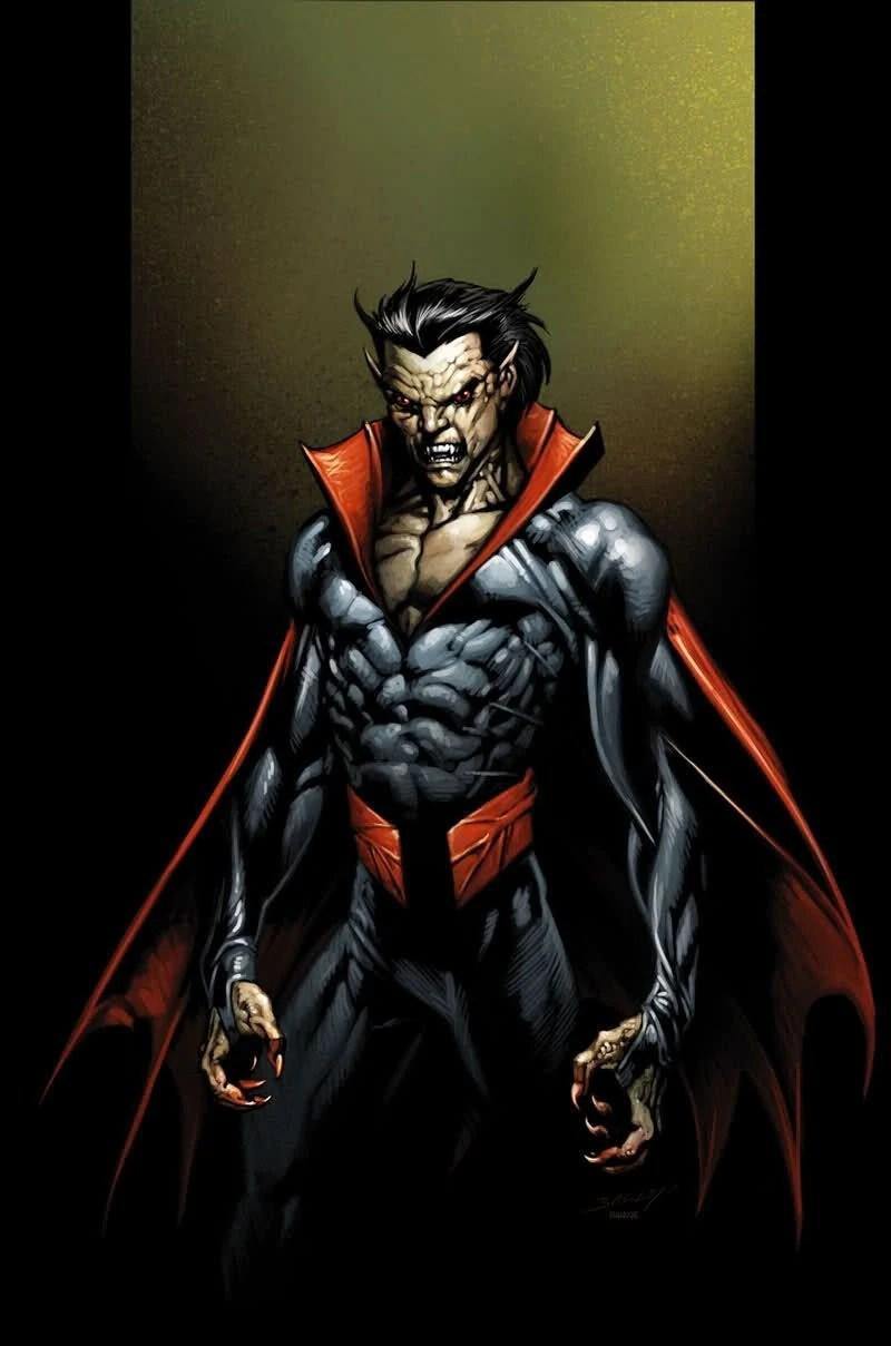 Michael Morbius Earth 1610 Marvel Database Fandom