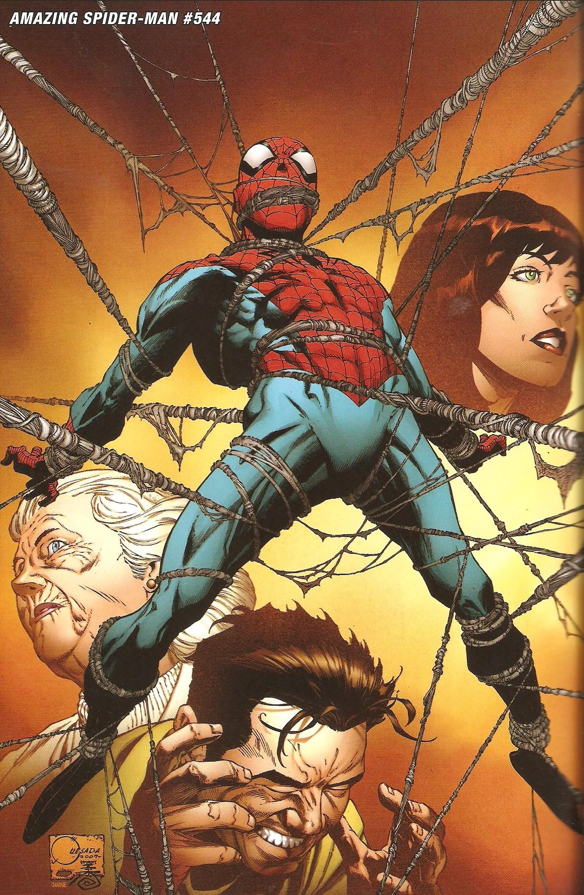 amazing spider man vol