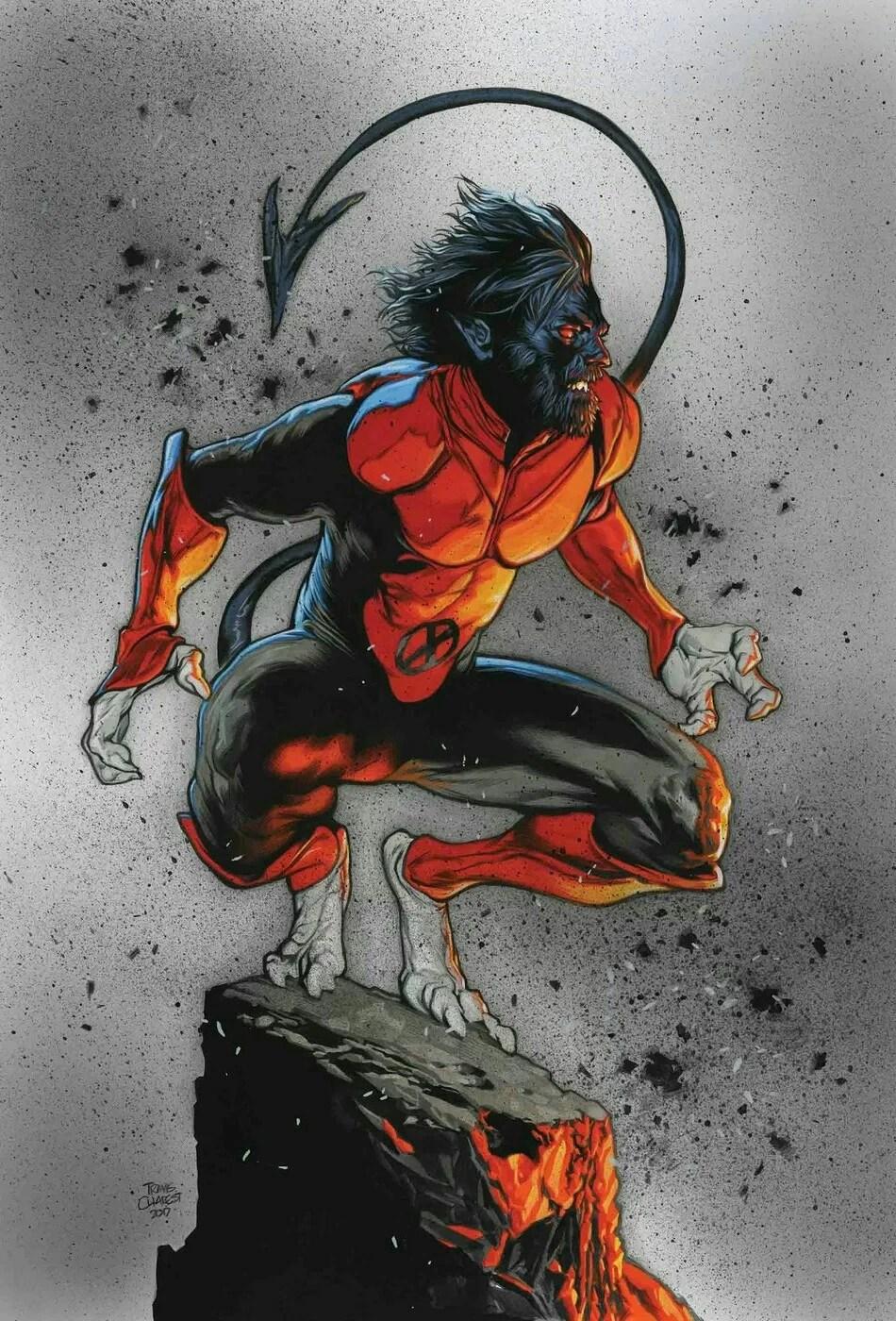 Marvel Comics X-Men Nightcrawler