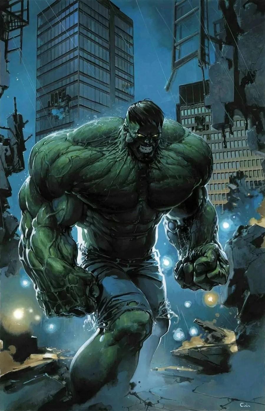 Marvel Comics the Hulk Immortal