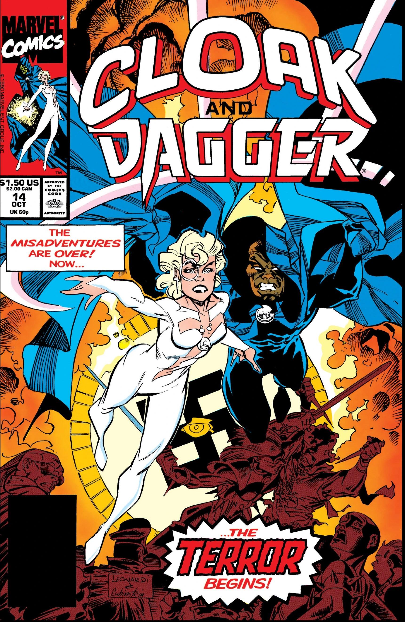 Cloak And Dagger Vol 3 14 Marvel Database Fandom