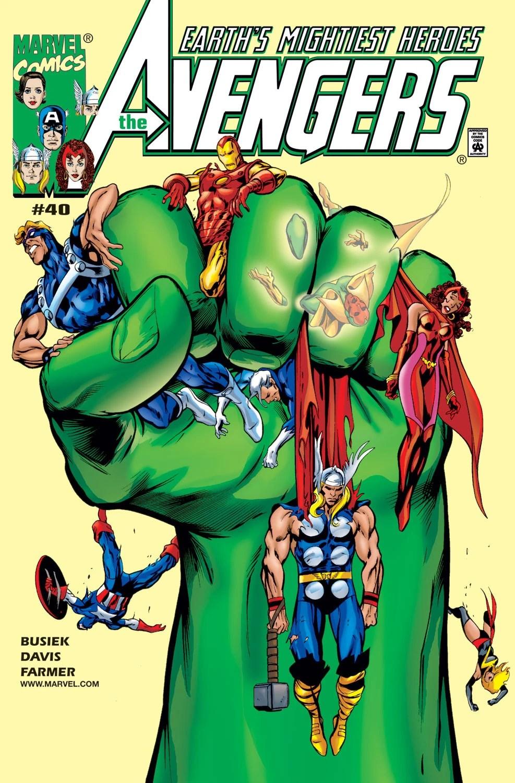 Avengers Vol 3 40 | Marvel Database | FANDOM powered by Wikia