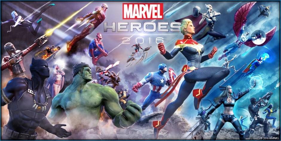 Marvel Heroes Video Game Marvel Database Fandom